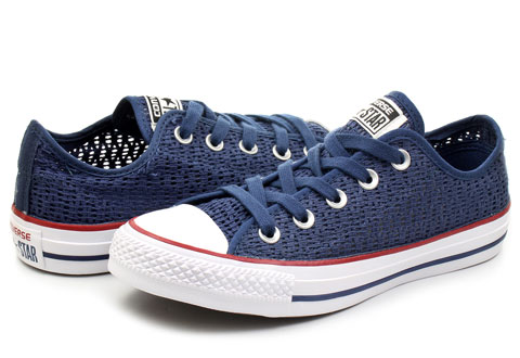 Converse Tornacipő Chuck Taylor All Star Knitted Ox
