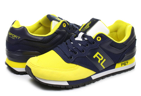 Polo Ralph Lauren Cipő - Slaton Rl - APP3-R-W4NUY - Office Shoes ... 37c4698c10