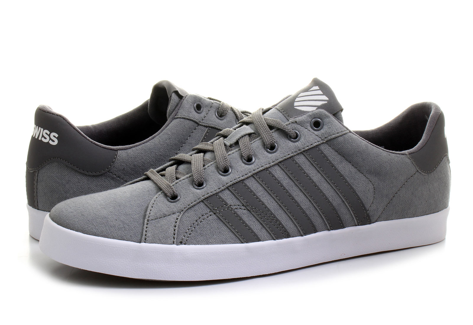 size 40 dcbbf c565d K-swiss Sneakers - Belmont So T Hvy Cvs - 03738-087-M - Online shop for  sneakers, shoes and boots