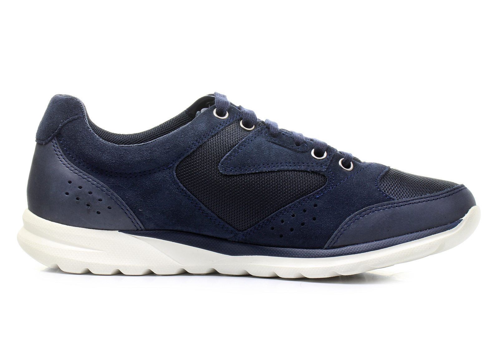 Geox Blue Shoes