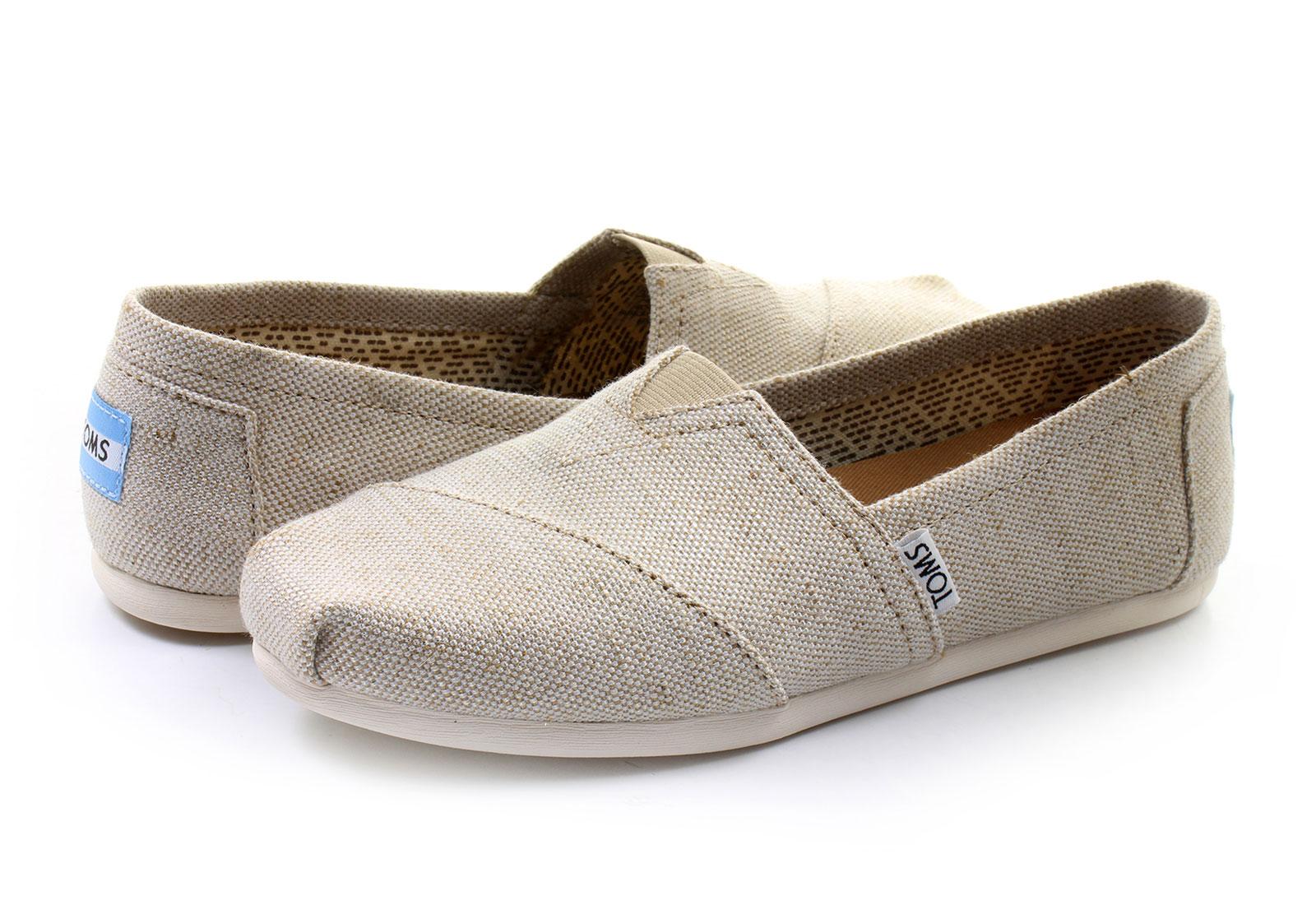 014e8b5271a Toms Cipő - Alpargata - 10008015-nat - Office Shoes Magyarország