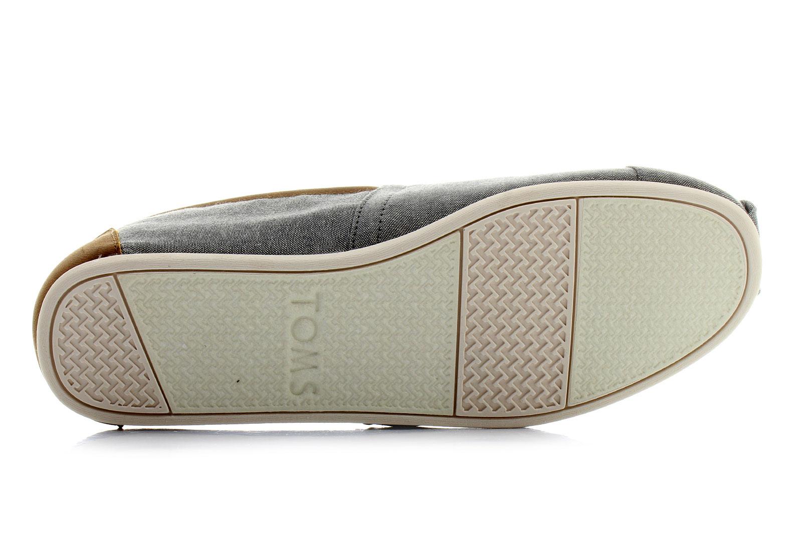 4f62151eef7 Toms Shoes - Alpargata Trim - 10008337-gry - Online shop for ...