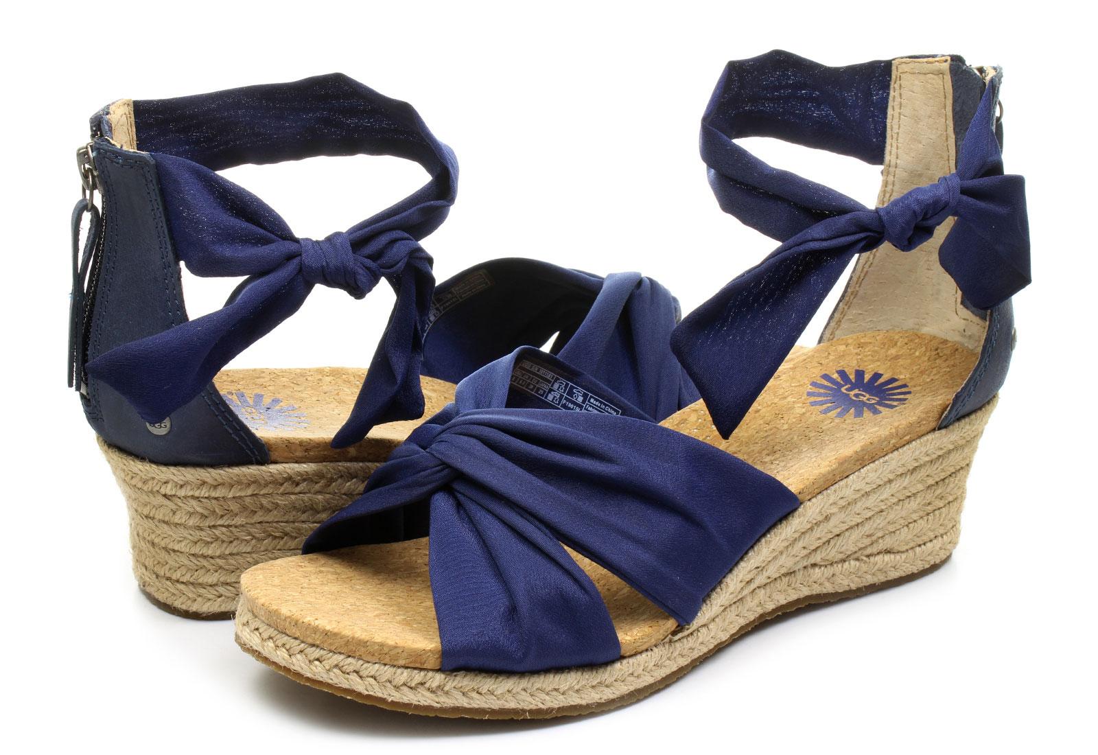 office shoe shop ugg cizmy ugg sandals starla 1011181navy online shop for sneakers