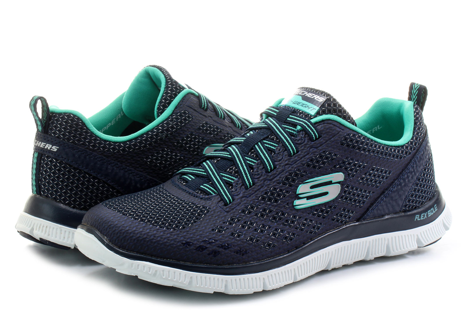Skechers Shoes - Arctic Chill - 12454-nvaq