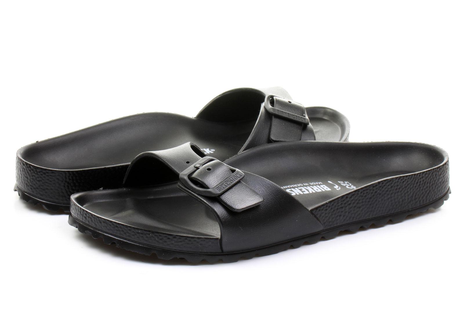 birkenstock slippers madrid eva 128163 blk online. Black Bedroom Furniture Sets. Home Design Ideas