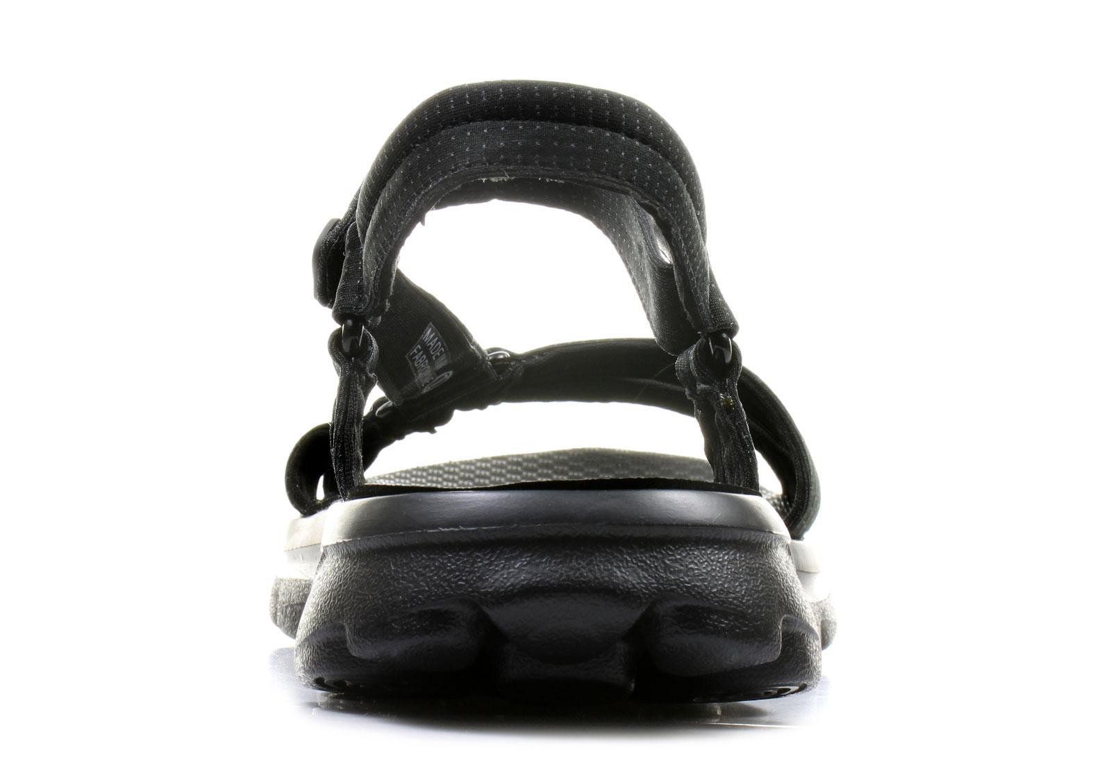 947d5e2614 Skechers Szandál - River Walk - 14245-bbk - Office Shoes Magyarország