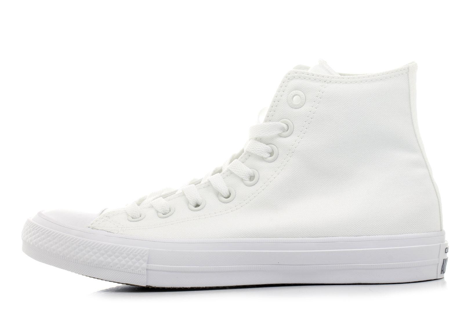 Converse Visoke Cipele Bijele Tenisice - Chuck Taylor All Star II ... 86c58a10130