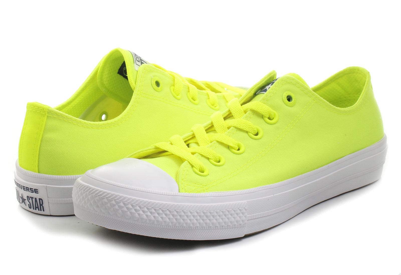 7d4ea5642d8 Converse Niske Tenisice Zelene Tenisice - Chuck Taylor All Star II Ox -  Office Shoes - Online trgovina obuće