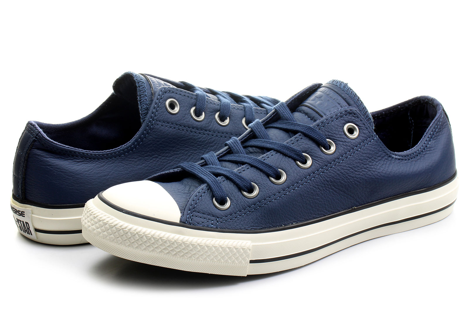 Converse Sneakers - Chuck Taylor All Star Leather Ox - 151115C ... 90b689060c