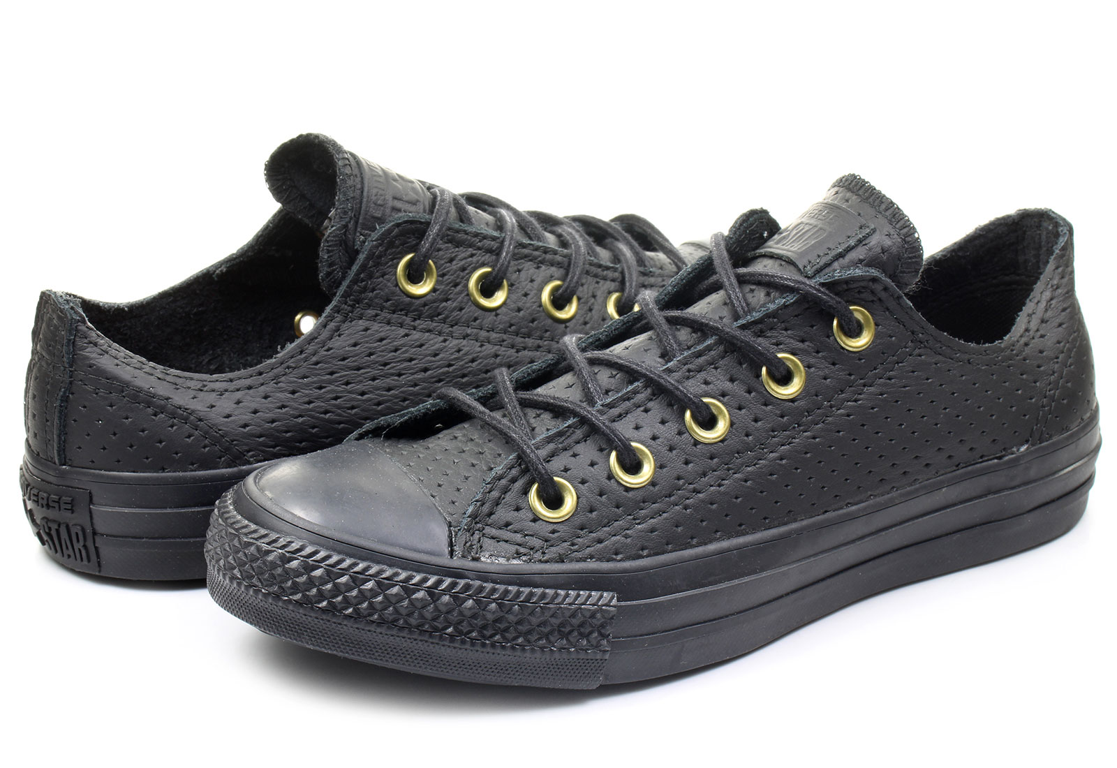 Converse Nízké boty - Chuck Taylor All Star Leather Ox ... d2fbf67e2da