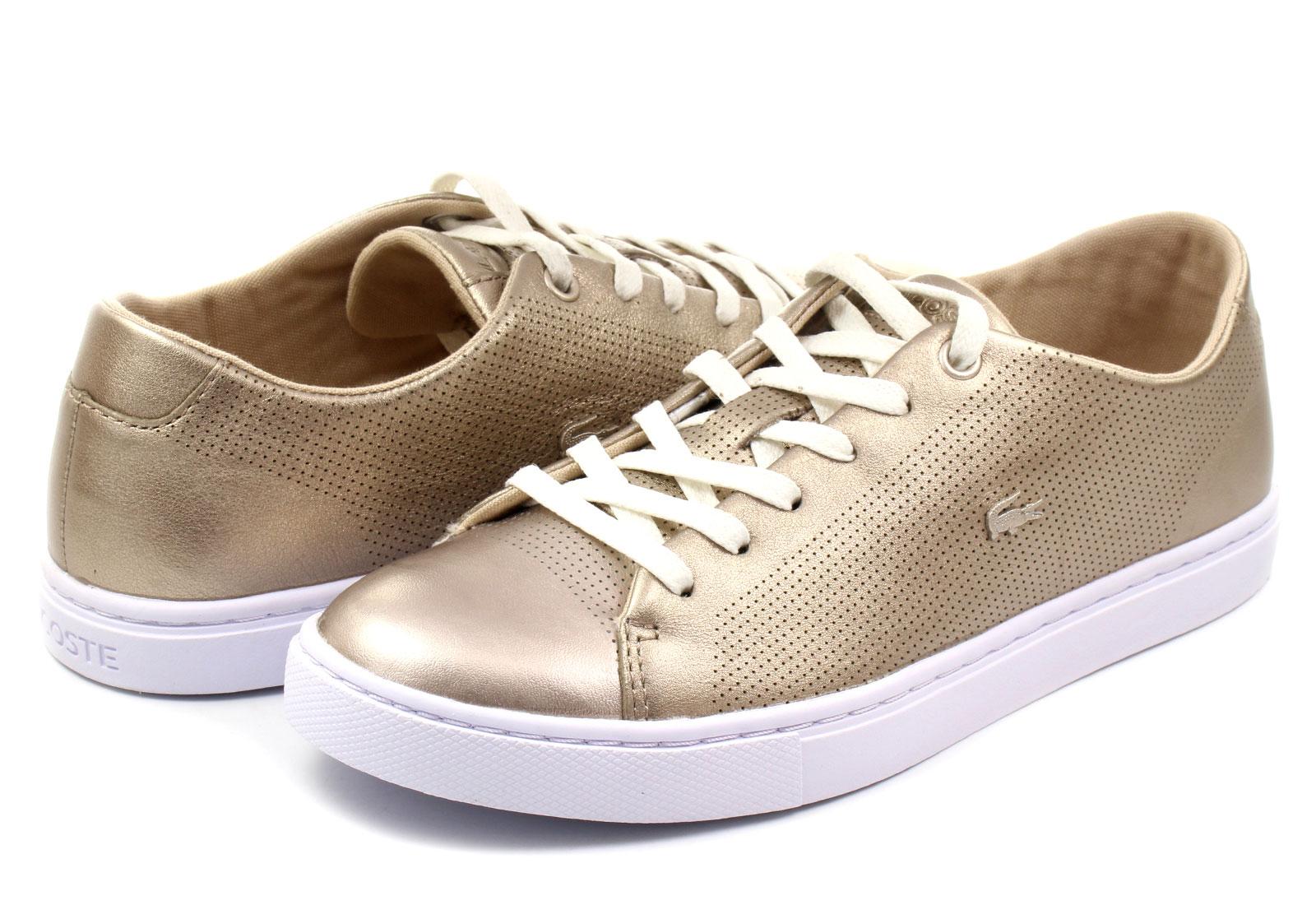 Lacoste Cipő - Showcourt Lace - 161spw0026-2m2 - Office Shoes ... d9514a7f1e
