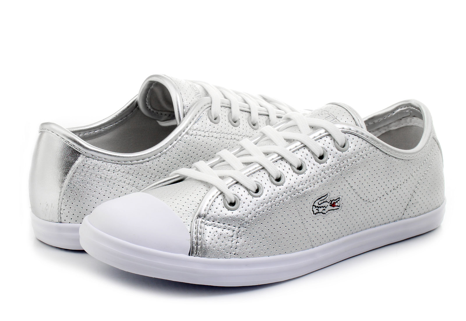 lacoste shoes ziane sneaker 161spw0037 166 online shop for sneakers shoes and boots. Black Bedroom Furniture Sets. Home Design Ideas