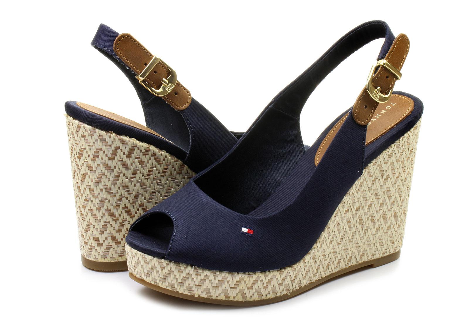 9562f8e047e Tommy Hilfiger Sandale - Elena 7d - 16S-0653-403 - Office Shoes Romania