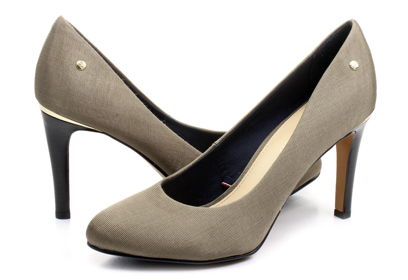 tommy hilfiger high heels layla 18d 16s 0784 255. Black Bedroom Furniture Sets. Home Design Ideas