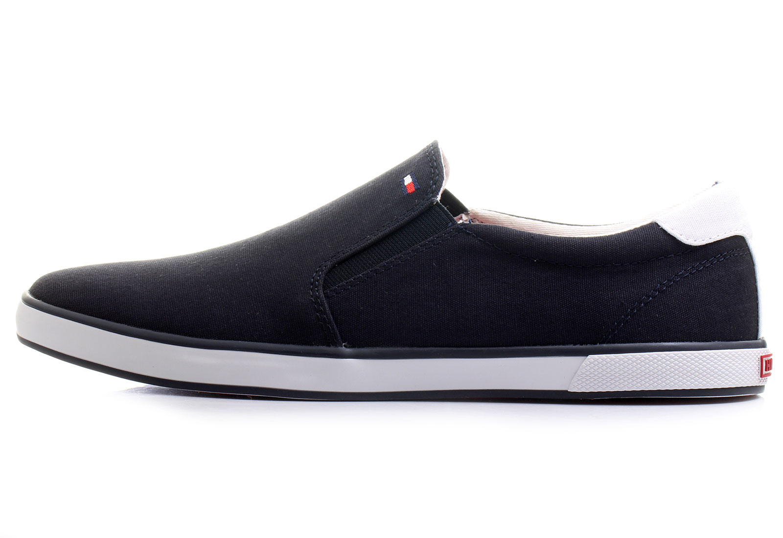 tommy hilfiger slip on harlow 2d 16s 0903 403 online shop for sneakers shoes and boots. Black Bedroom Furniture Sets. Home Design Ideas