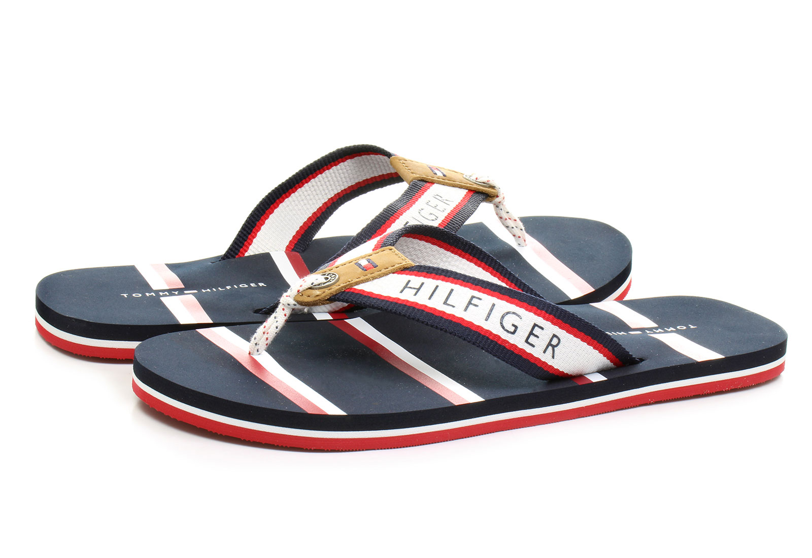 tommy hilfiger slippers banks 4d 16s 0932 403 online. Black Bedroom Furniture Sets. Home Design Ideas