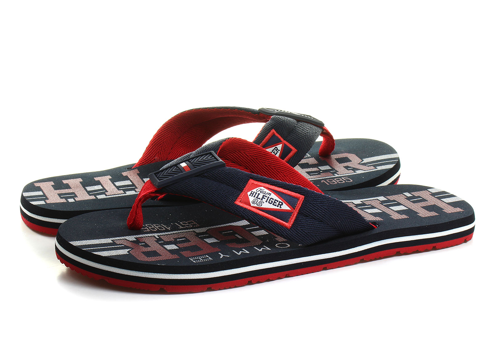 tommy hilfiger slippers buddy 10d 16s 0938 403. Black Bedroom Furniture Sets. Home Design Ideas
