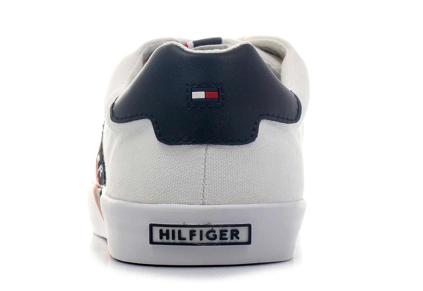 f8109c9f46241 Tommy Hilfiger Półbuty - Volley 5c - 16S-0976-100 - Obuwie i buty ...
