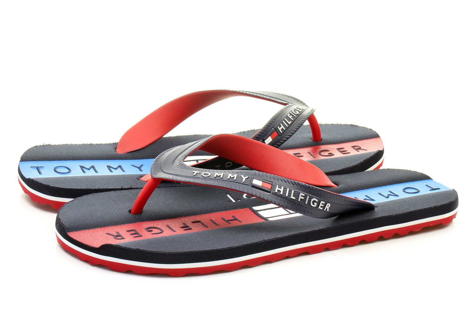details for latest closer at Tommy Hilfiger Slippers - Lane 1r Sport - 16S-1068-403 - Online shop for  sneakers, shoes and boots
