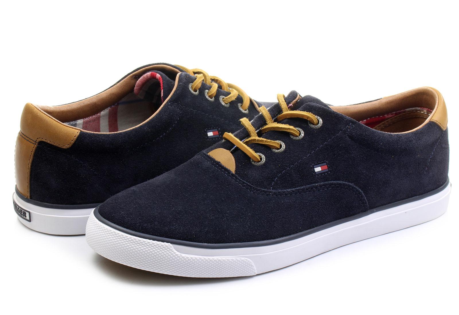 Tommy Hilfiger Cipő - Wilkes 2b - 16S-1106-403 - Office Shoes ... 1a275c4655