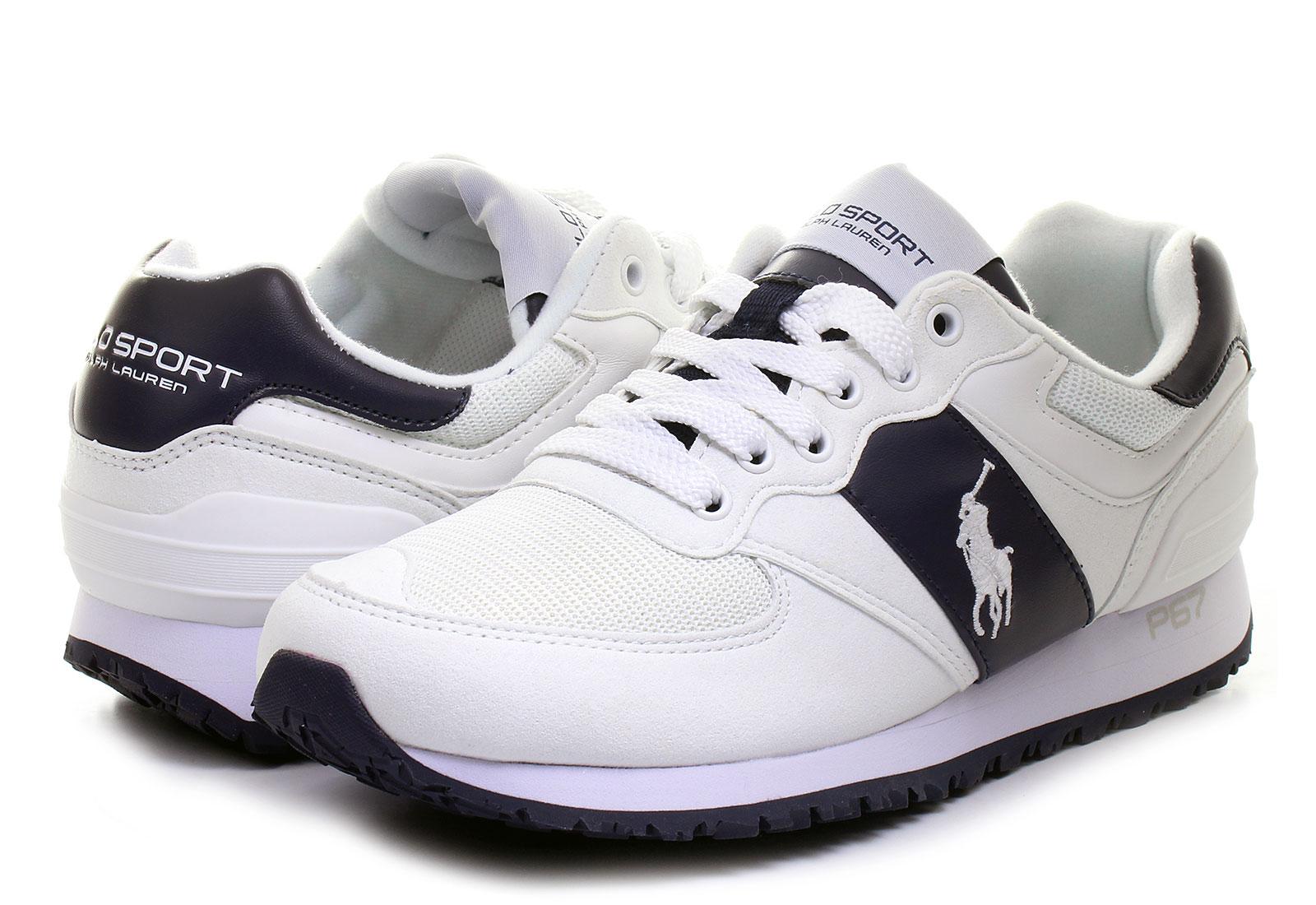 Polo Ralph Lauren Cipő - Slaton Pony - 2136-R-W140A - Office Shoes ... 8c1dcee0ed