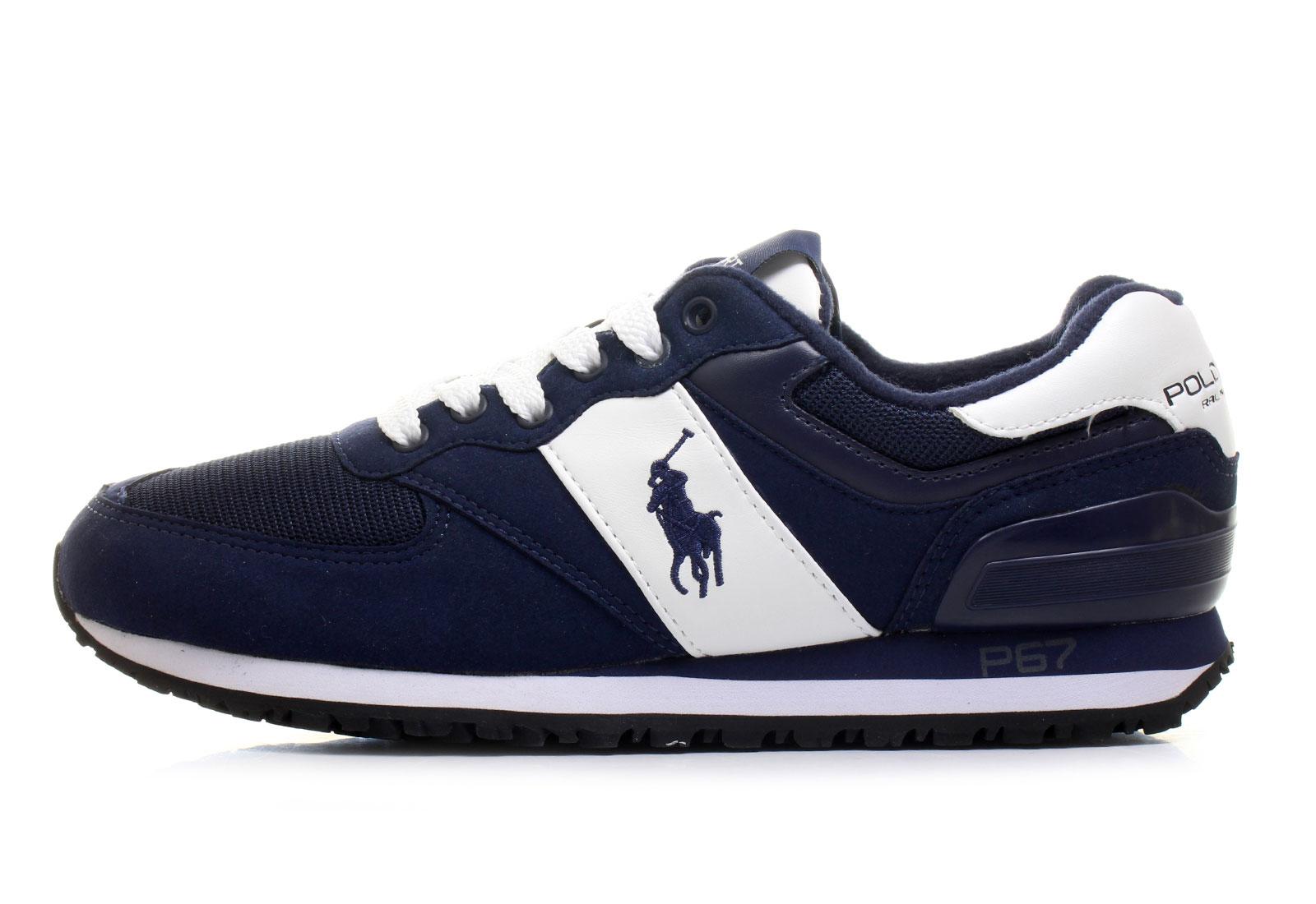 41f99a7a7a Polo Ralph Lauren Nízké boty Slaton Pony 3