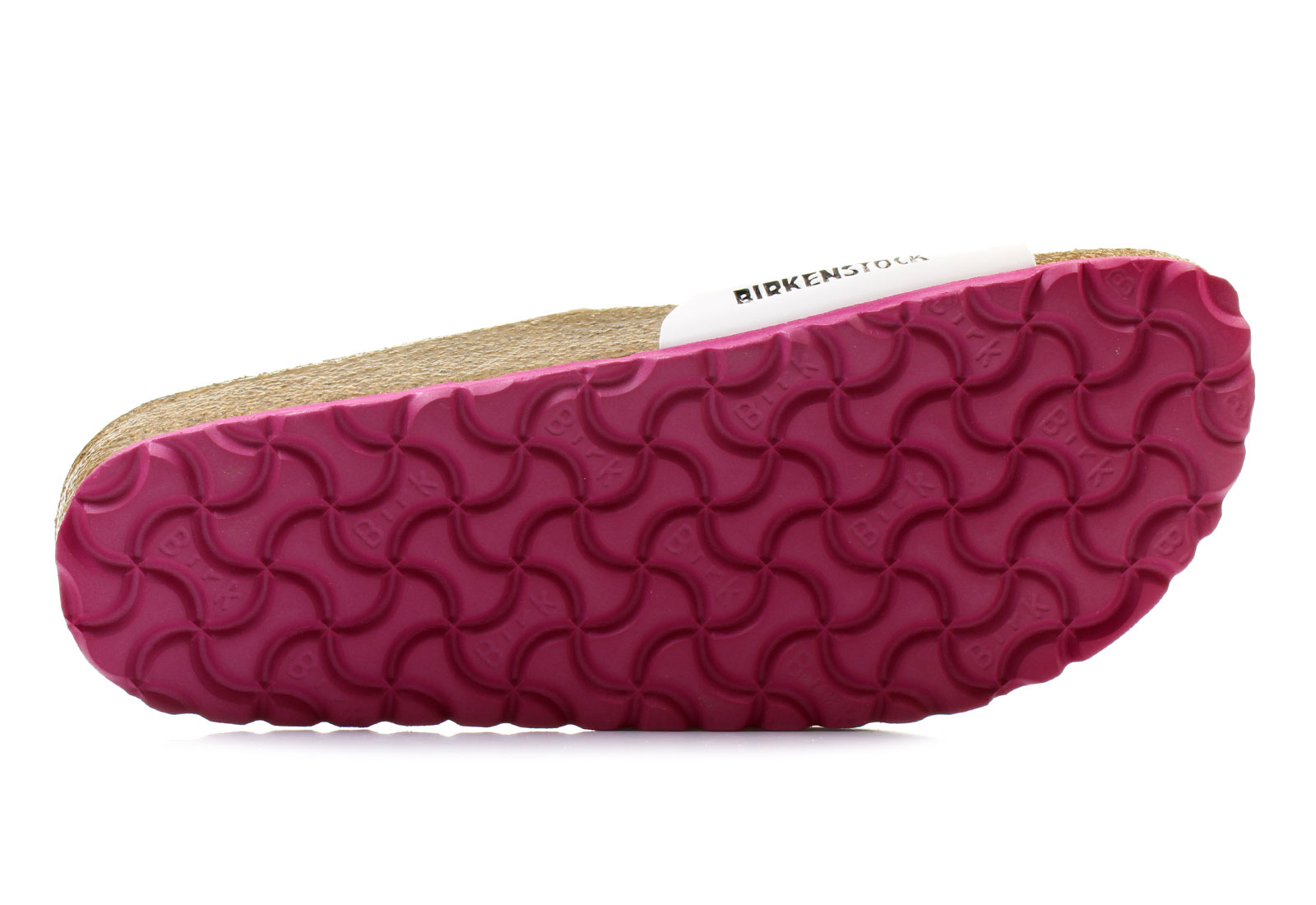 3b62f2a1e1 Birkenstock Papucs - Madrid Papucs - 339413-wht - Office Shoes ...
