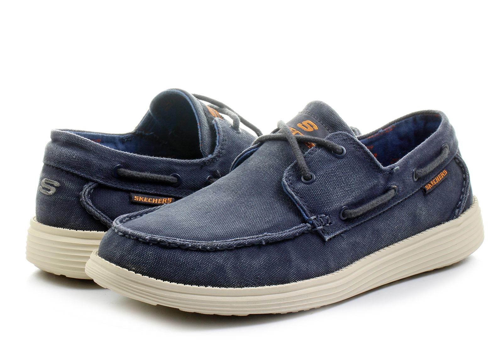 Skechers Shoes - Status - Melec - 64644-nvy - Online shop