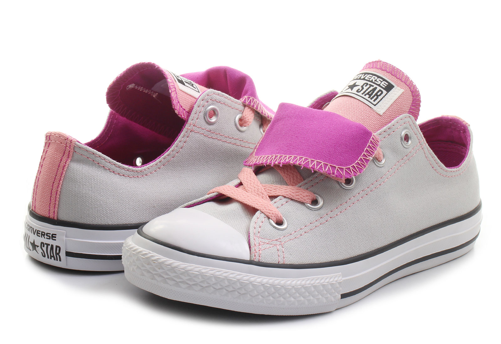 04bf6a7ddf4 Converse Tenisky - Chuck Taylor All Star Double Tongue Ox ...