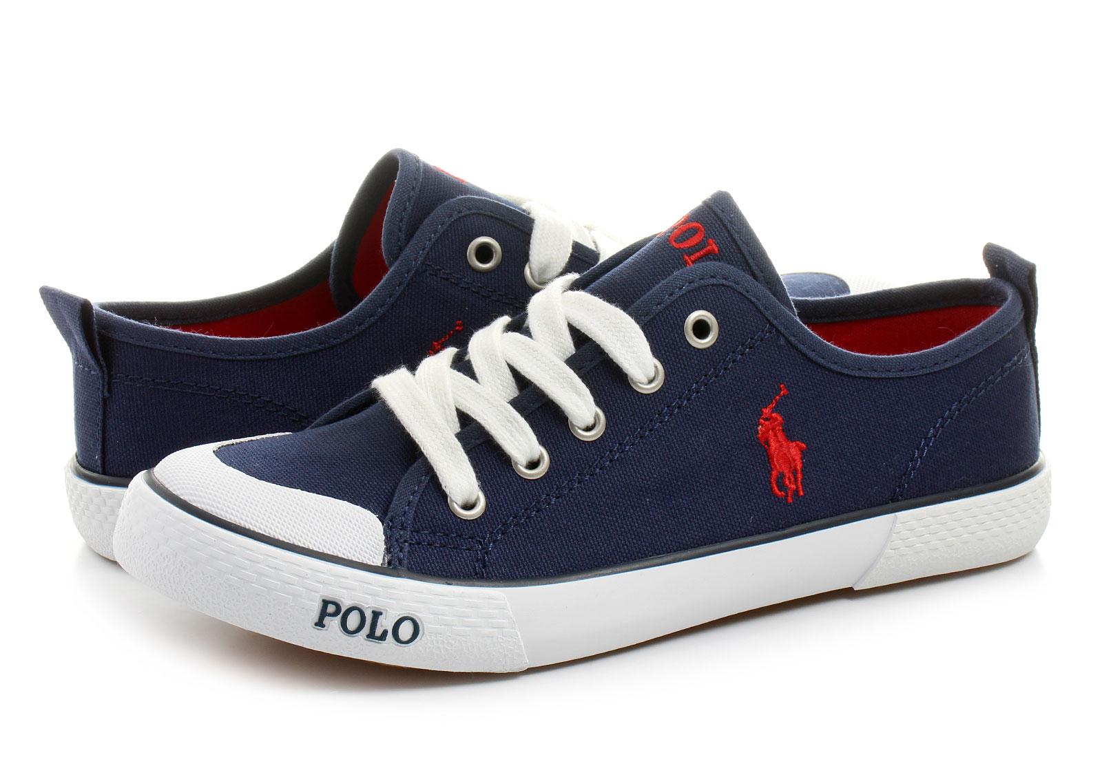 Polo Ralph Lauren Topánky - Carlisle - 992612-c-nvy - Tenisky ... 67abd1fd6a7