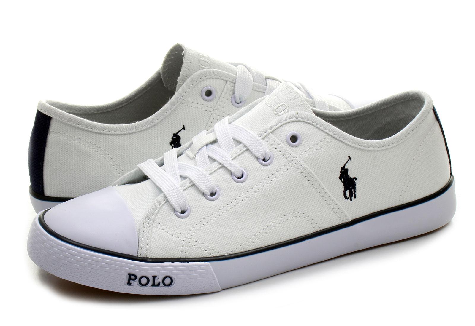 Polo Ralph Lauren Cipő - Daymond - 992922-j-wht - Office Shoes ... e423e5f33b