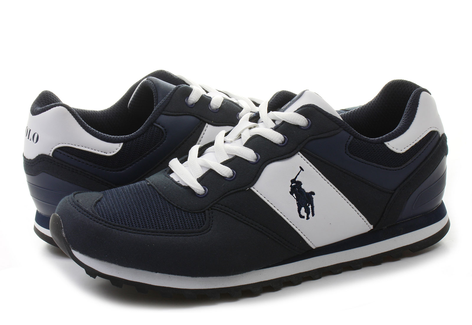 e88aef48 Polo Ralph Lauren Shoes - Slaton - 992980-j-nvy - Online shop for ...