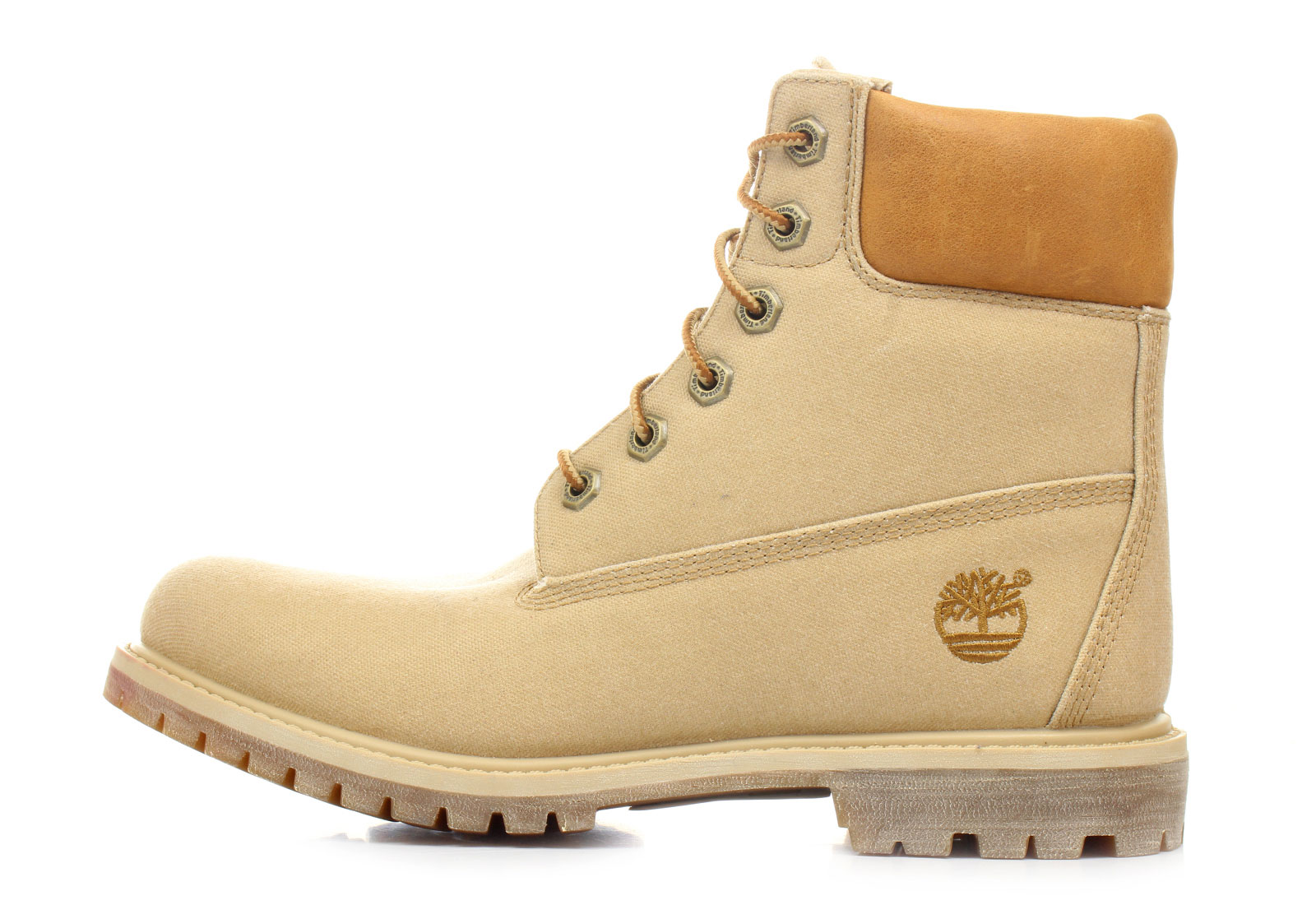 Timberland Boty - 6 Inch Prem Boot - a14p1-beiTenisky 99446a244d0