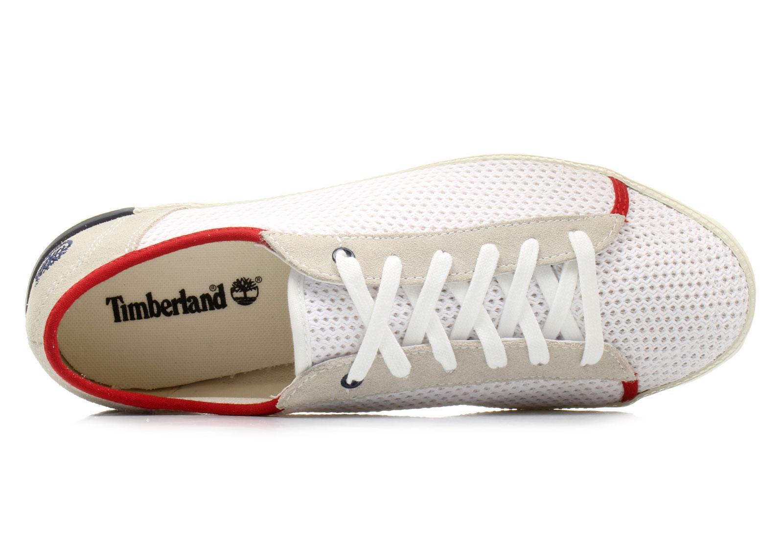 e541c0cc5346 Timberland Cipő - Newport Bay - a18ih-wht - Office Shoes Magyarország