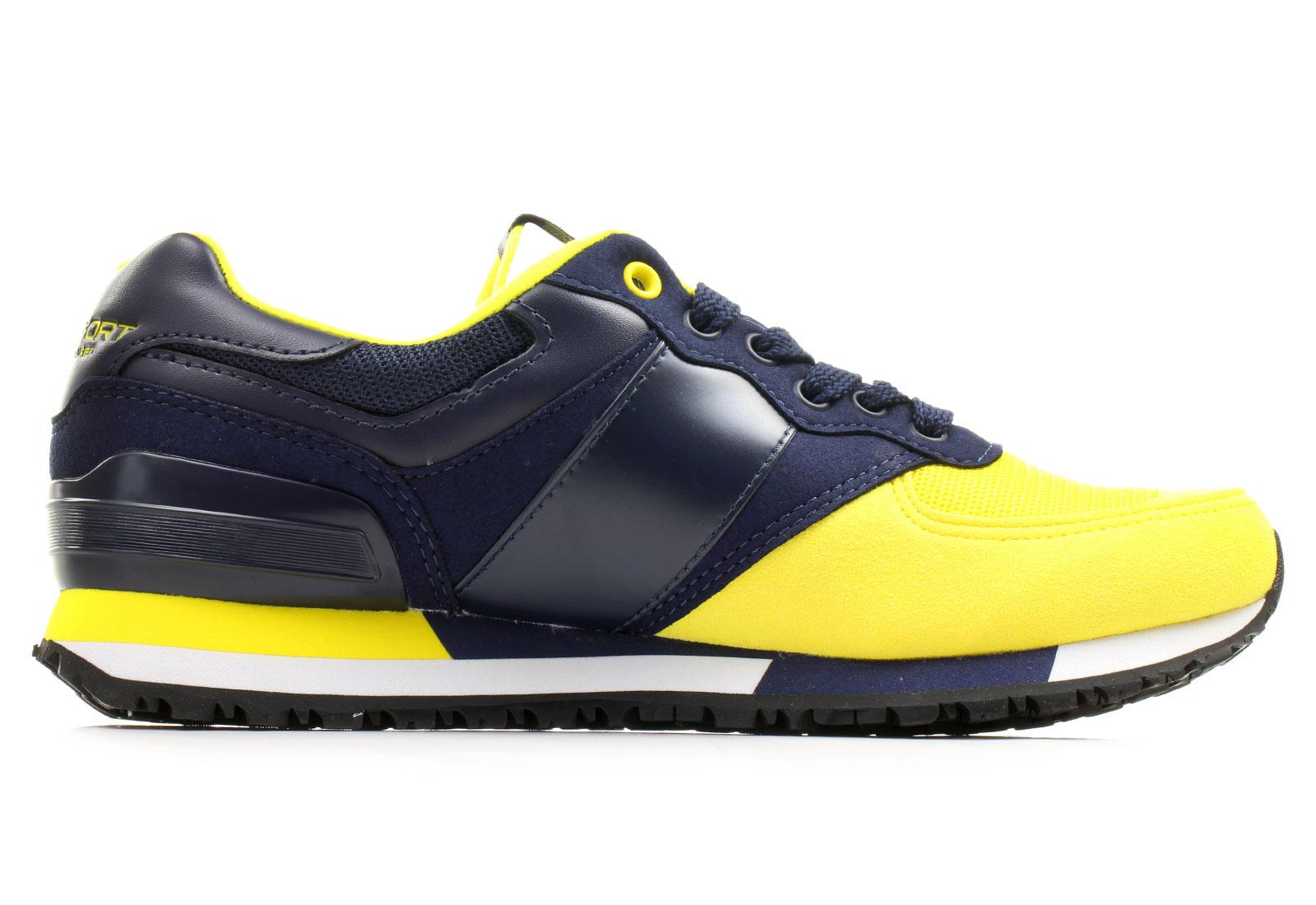 Polo Ralph Lauren Cipő - Slaton Rl - APP3-R-W4NUY - Office Shoes ... fc31c2cedb