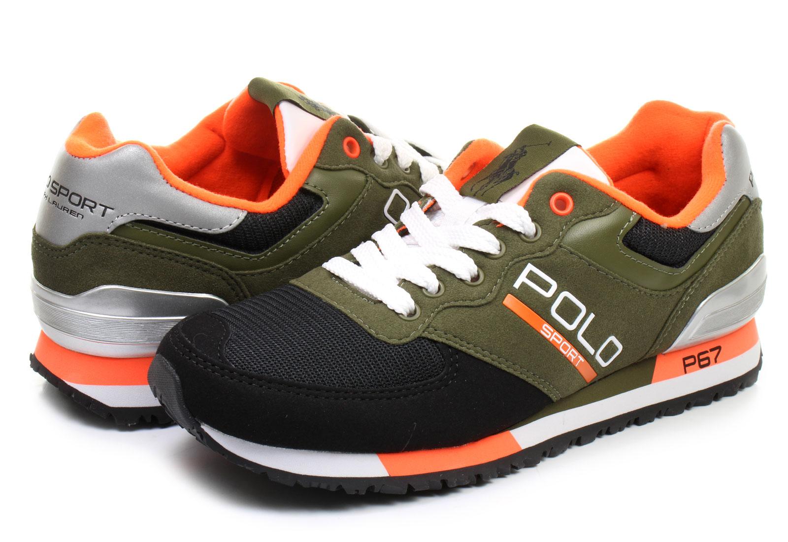 Polo Ralph Lauren Cipő - Slaton Polo - APP4-R-W3EOM - Office Shoes ... ae612facf6
