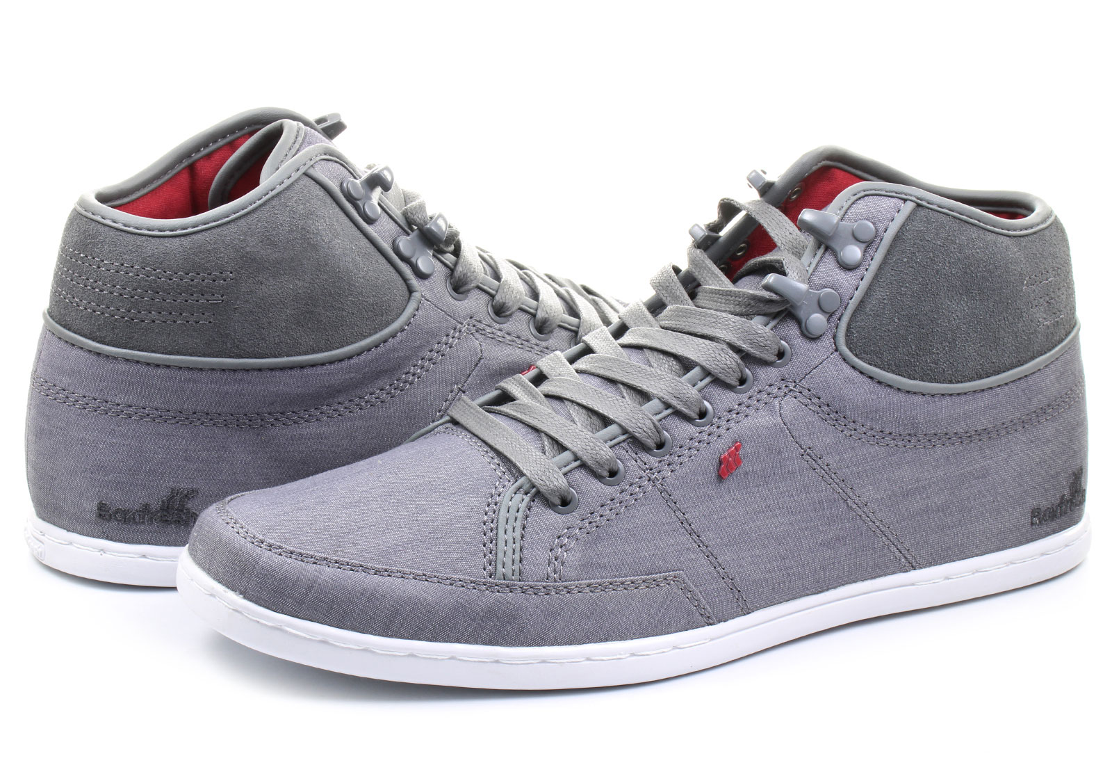 promo code 0ce09 b980c Boxfresh Shoes - Swapp - E14651-gry - Online shop for sneakers, shoes and  boots