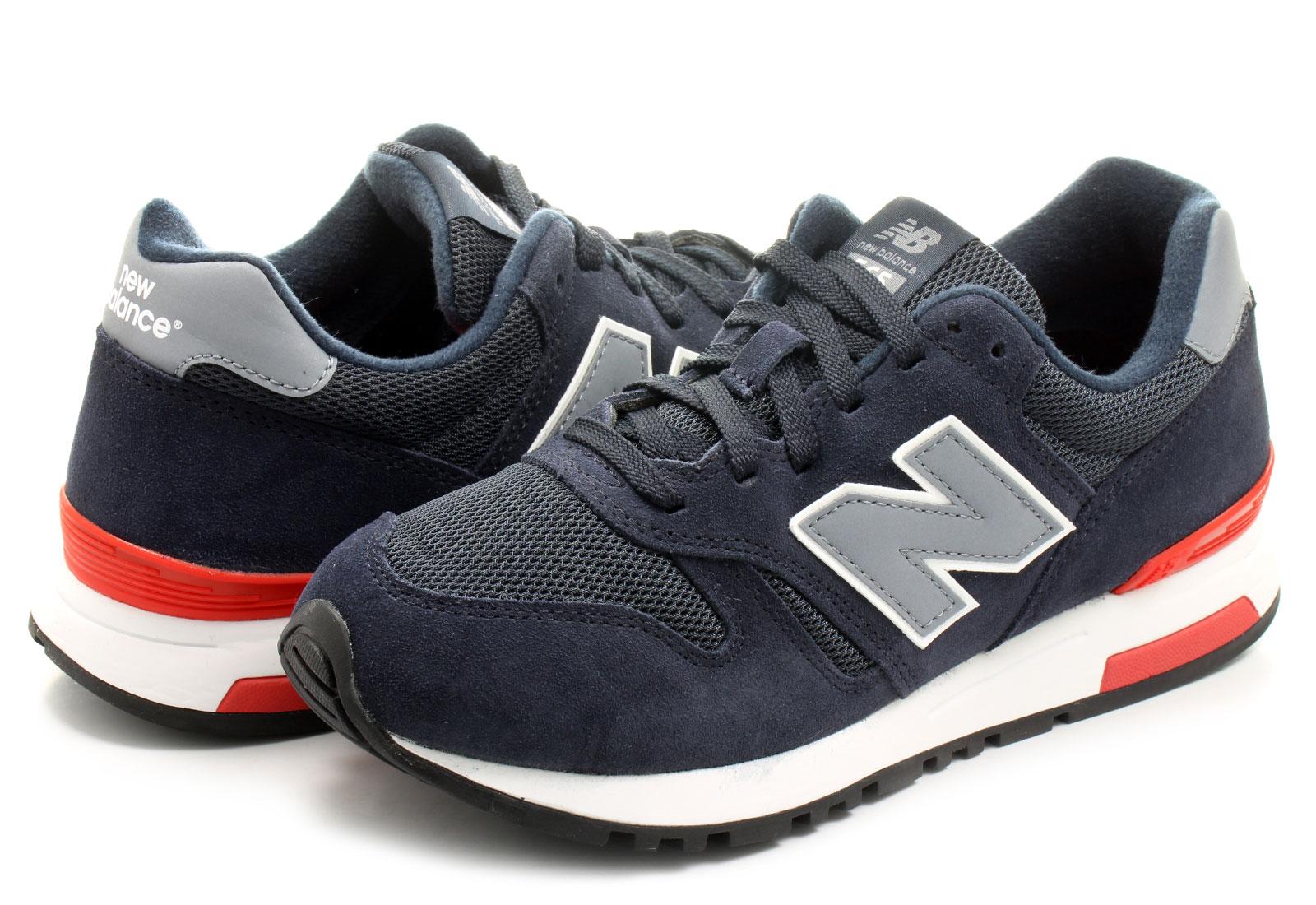New Balance Cipő - Ml565 - ML565NBR - Office Shoes Magyarország a1d6273b1d