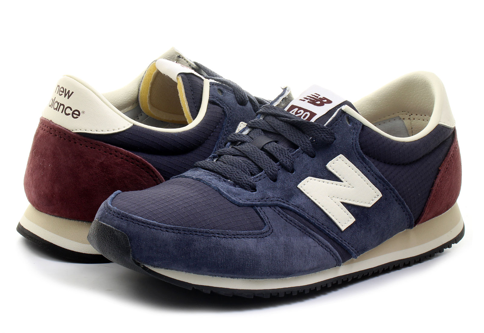 New Balance Shoes - U420 - U420RNB - Online shop for sneakers, shoes ...