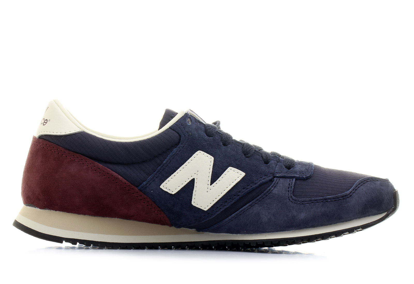 New Balance U 420 RBN Schuhe burgundy-navy-off white - 37 0KcX2PTCpY