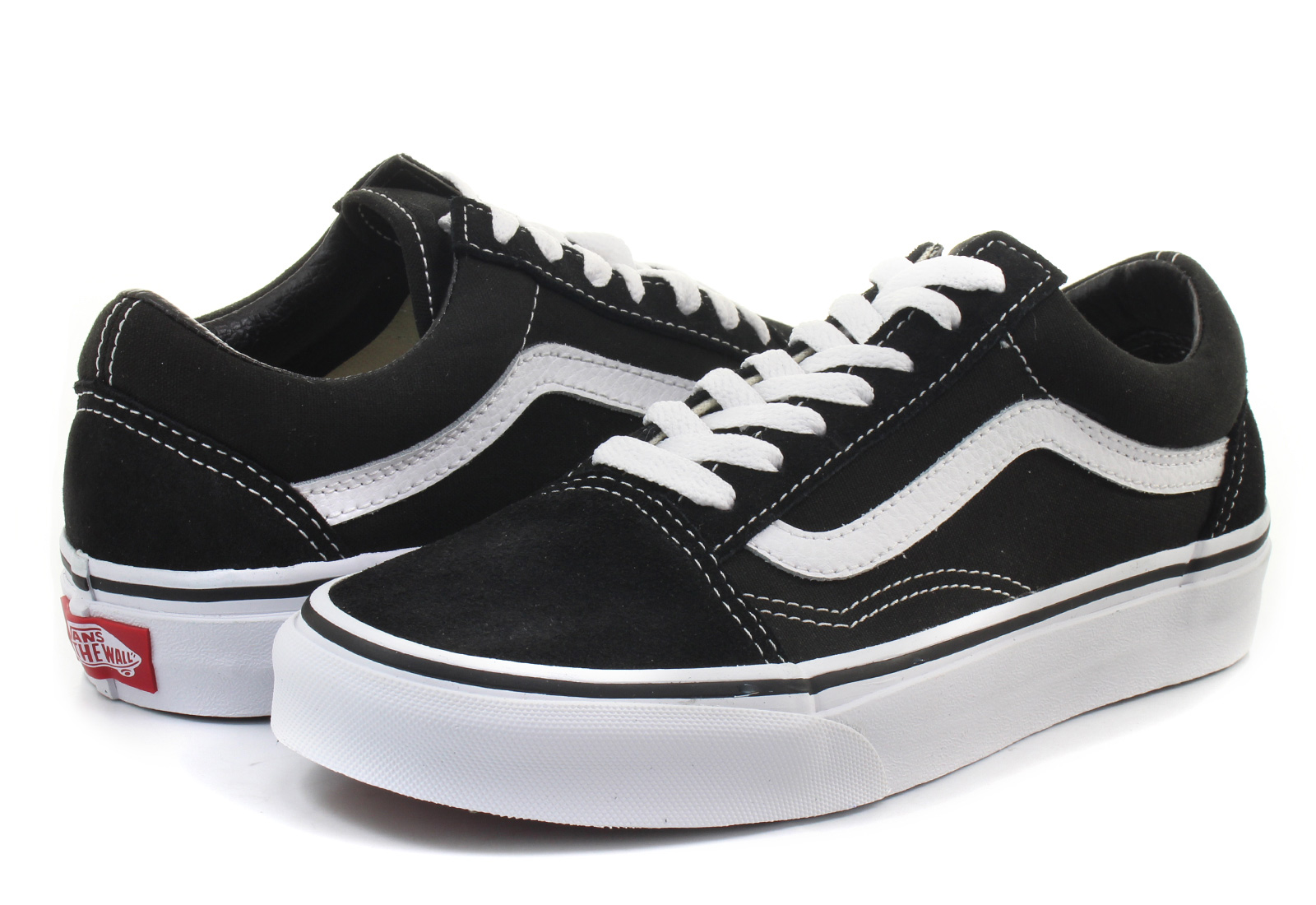 536a106e8138dd Vans Niske Cipele Crne Cipele - Ua Old Skool - Office Shoes - Online ...