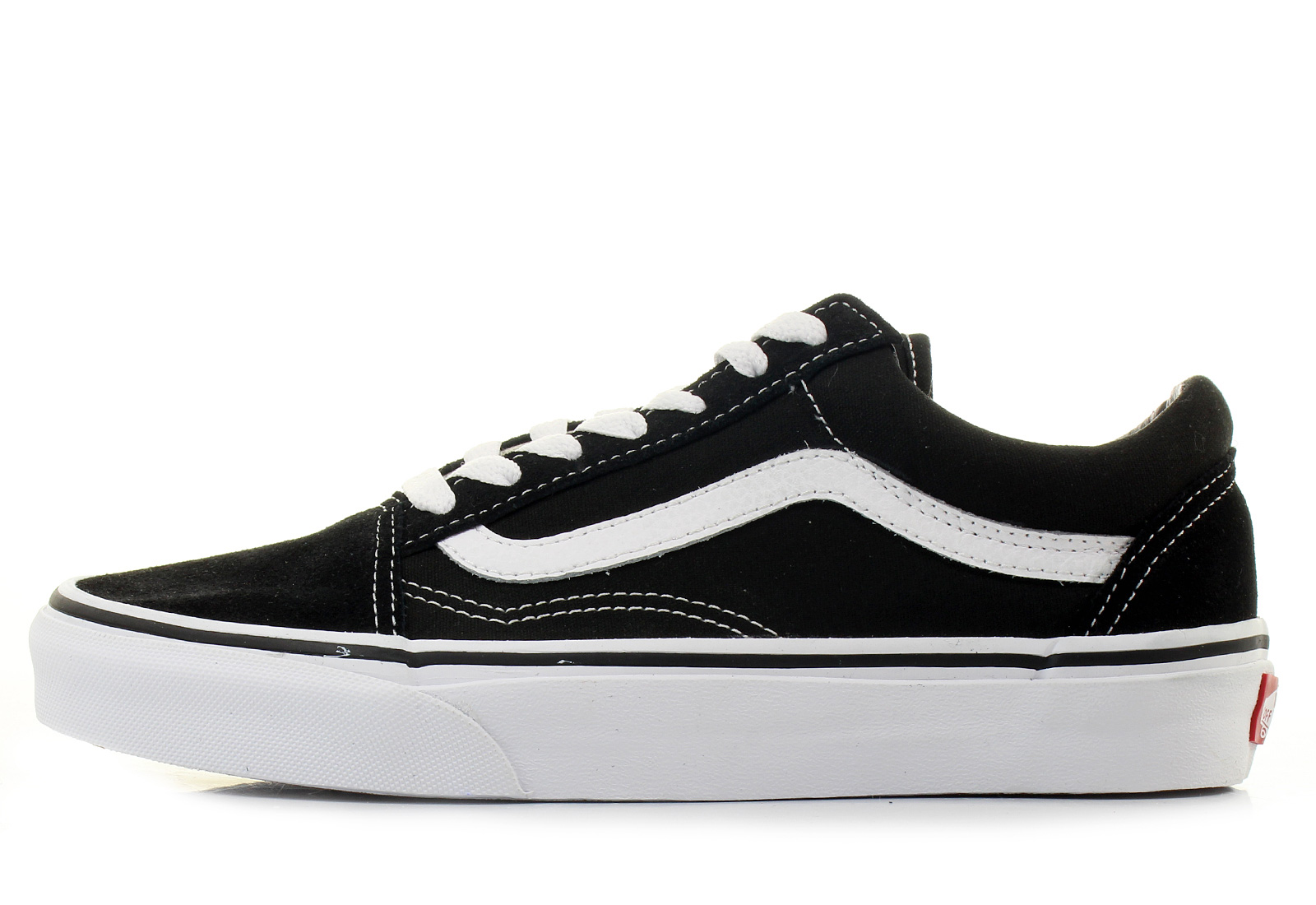 vans old skool damskie black