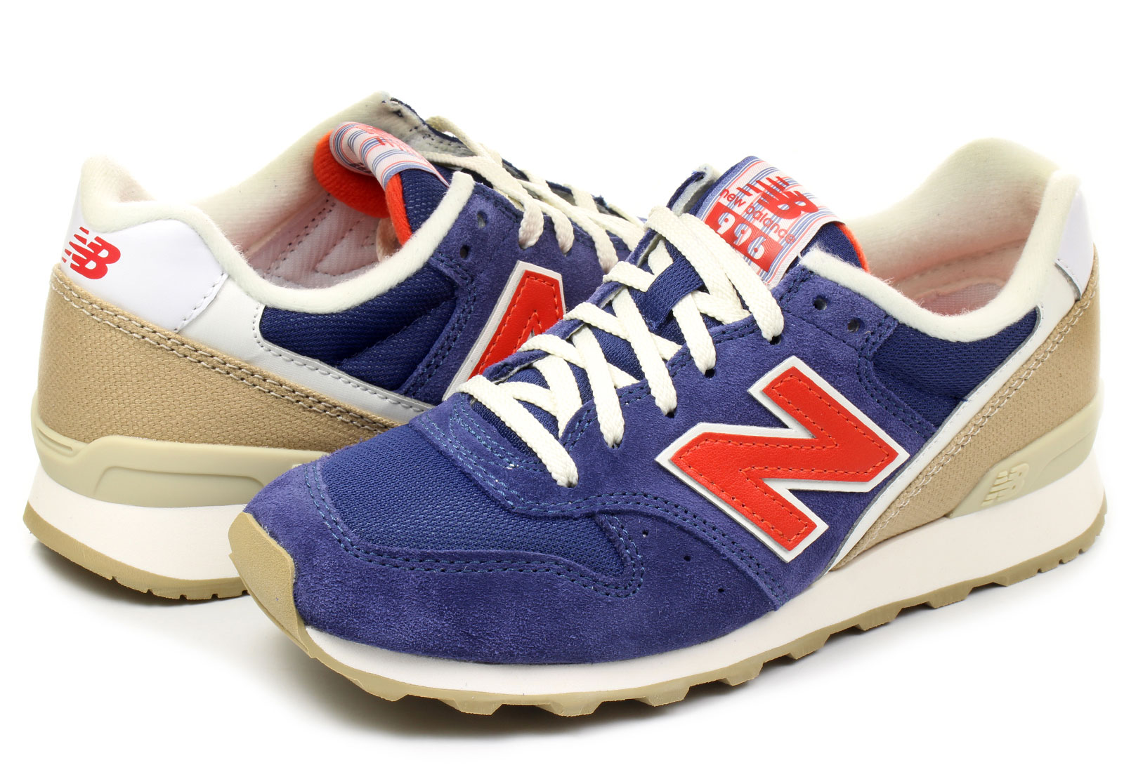 New Balance Shoes - Wr996 - WR996HG - Online shop for sneakers ... ebda6f1686