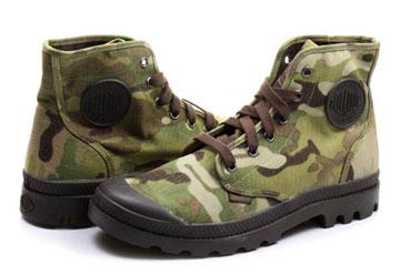 new styles 3c93d f2e95 Palladium Boots - Pampa Hi Multicam