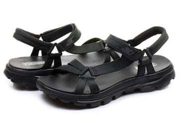 1fa33c0685c3 Skechers Szandál - River Walk - 14245-bbk - Office Shoes Magyarország