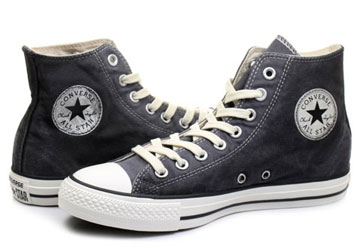 11944bb6b500 Converse Tornacipő - Chuck Taylor All Star Washed Hi - 151206C ...