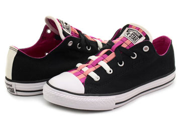 Order now | Converse Kids Shoes 651742C Loopholes Slip black