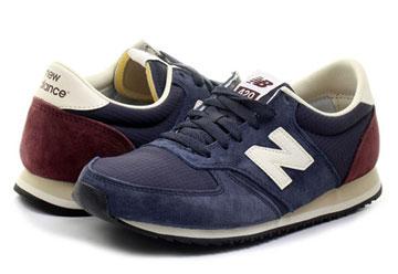 a9a75ff3fe034c New Balance Sneakersy - U420 - U420RNB - Obuwie i buty damskie ...