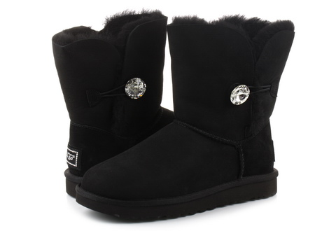 Ugg Wysokie Buty Bailey Button Bling