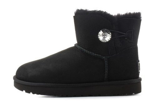 Ugg Škornji Mini Bailey Button Bling